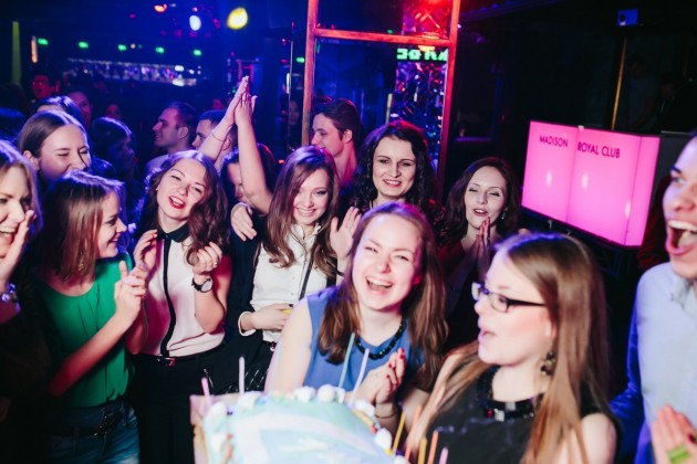 День рождения ФМк - FMk Birthday Party - 30.12.2014