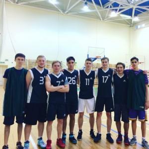 Команда ФМк по баскетболу