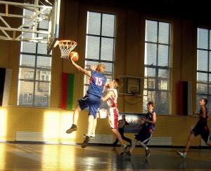 Спортивная жизнь ФМк. Баскетбол
