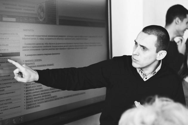 Декан факультета маркетинга и логистики - Цыганков Александр Александрович
