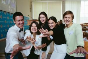 Бизнес-игра для студентов BIGIN