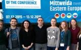 Студенты БГЭУ вместе с деканом факультета маркетинга и логистики Цыганковым А.А. посетили университет г. Миттвайды (Германия)