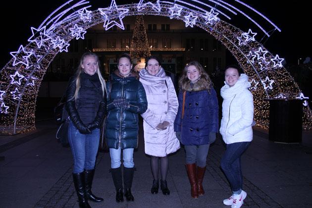 Делегация БГЭУ - Международный форум студенческих объединений Mittweida meets Eastern Europe