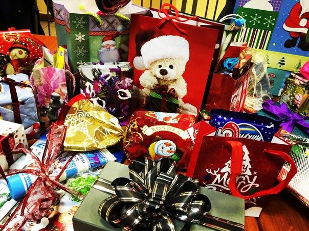 Игра Тайный Санта на ФМк - Подарки Тайного Санты