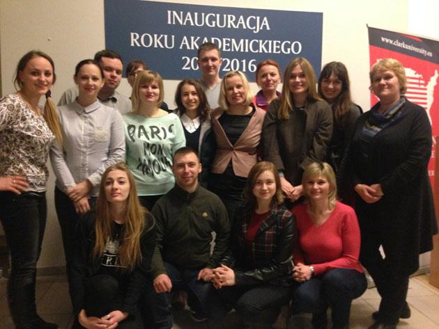 Студенты ФМк получают новые знания в области логистики в образовательной поездке по Польше и Германии