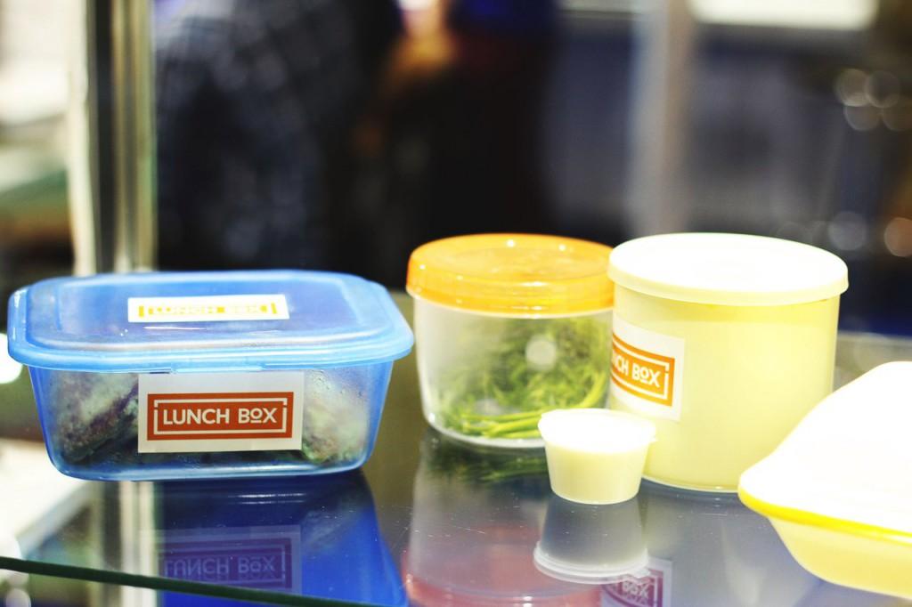 Стартап идея Lunch Box