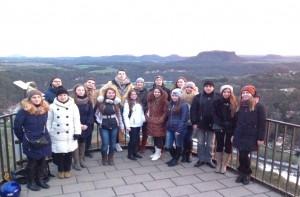 Участники образовательной программы Современные модели управления образовательными практиками на примере Германии