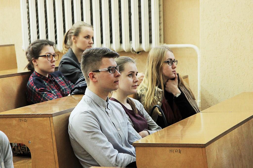 Студенты ФМк посетили мероприятие SMM сервис KUKU.io.