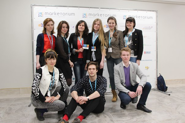 Крина Куприянович, студентка ФМк участвует BigGame by Marketorium