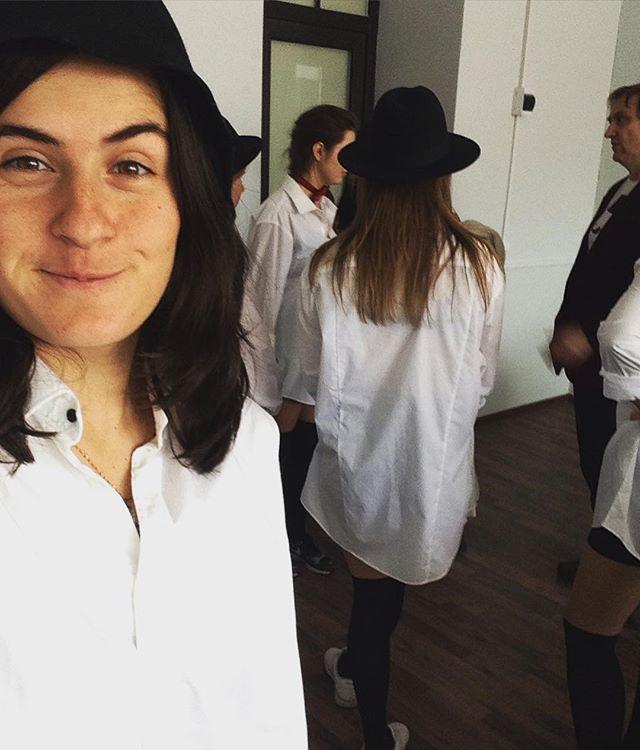 Карина Куприянович, студентка ФМк участвует в Marketorium