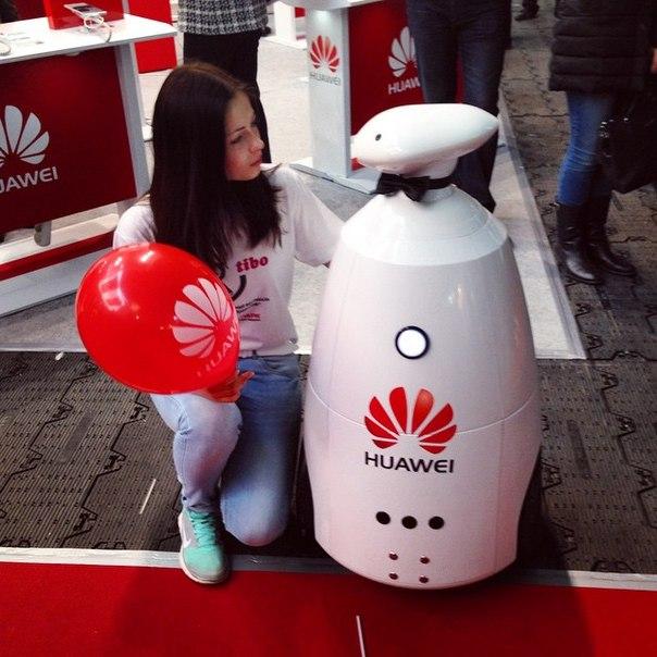 Робот от Huawei