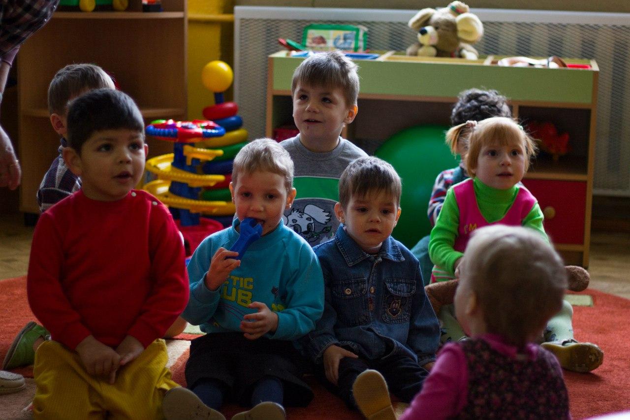 Поездка ФМк в Бобруйский Детский дом!