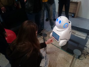 Робот Tibo-2016