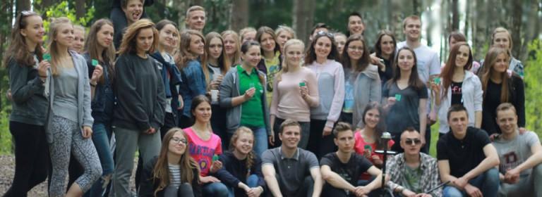 Веревочный курс ФМк весна 2016