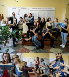 Первокурсники ДММ-2