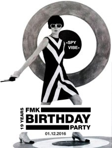 FMK B-DAY PARTY'19 в режиме SPY VIBE
