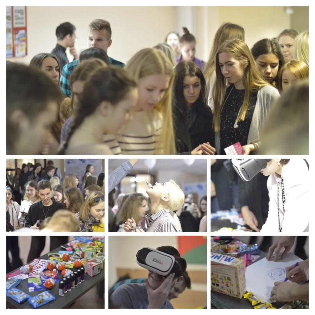 09.03.2017 - Весна с БРСМ: празднуем 8 марта (ФМк+УЭФ+ФФБД)