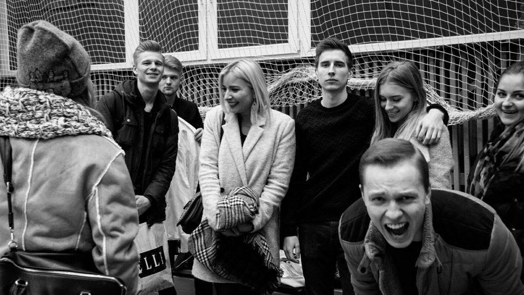 Культорг ФМк - Маргарита Грачёва и команда конкурса Виват, Первокурсник от ФМк.