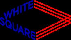 Белый квадрат лого