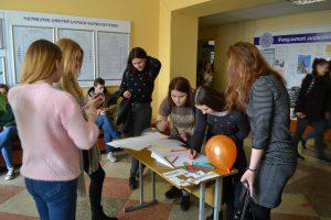 Акция на Факультете маркетинга и логистики БГЭУ: День победы