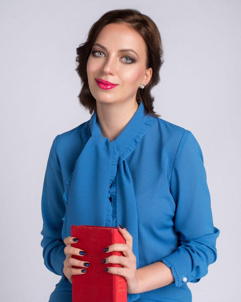 Дарья Сармонт - учредитель Группы компаний Sarmon