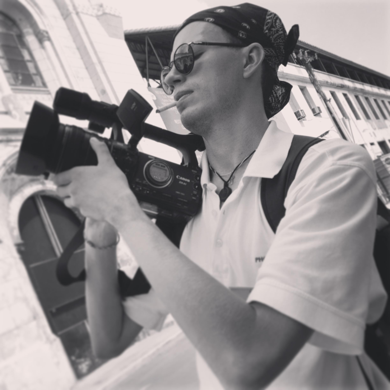 Антон Сармонт, креативный директор Sarmont Studio