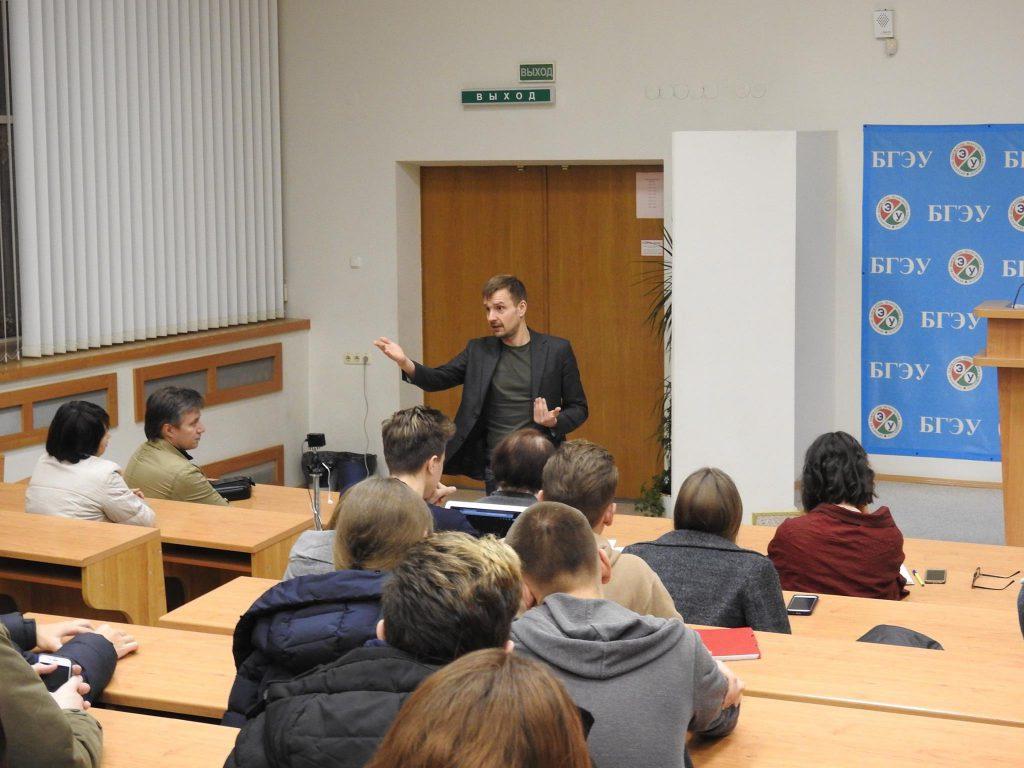 Открытый курс лекций Студии Борового