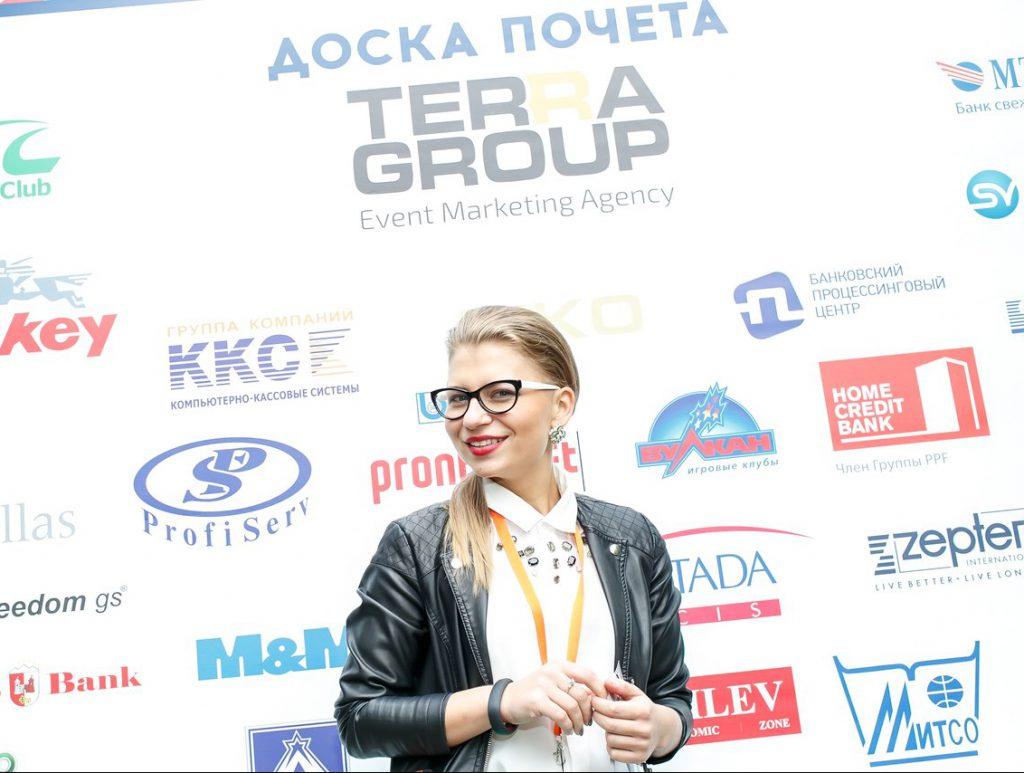 Анна Ансилевская - выпускница ФМк