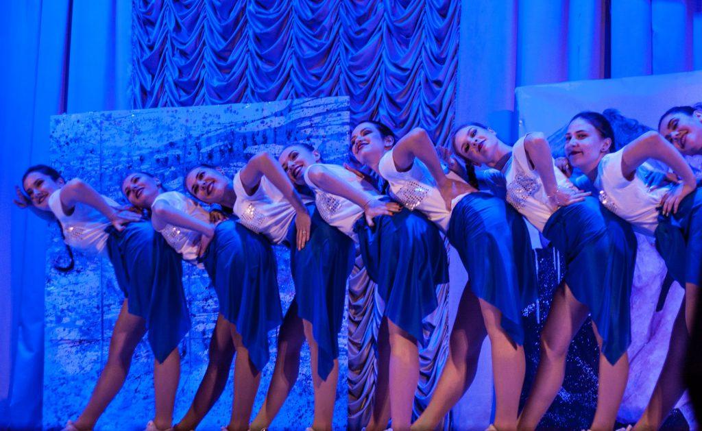 Танец ФЭМ