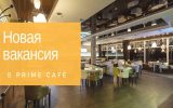 маркетолог в Prime cafe