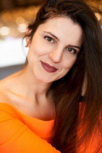 Виктория Ленц - основатель проекта BIGIN