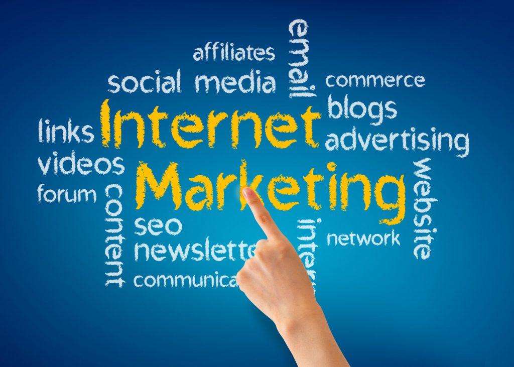 Работа интернет-маркетолога