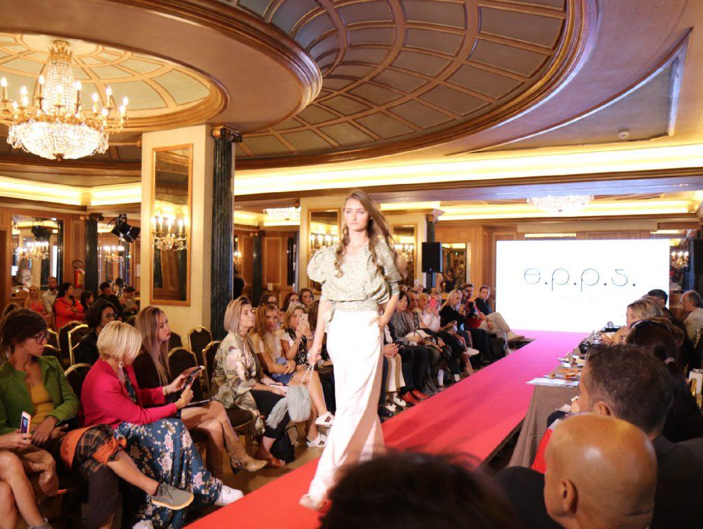 Студентка ФМк покоряет неделю моды в Милане