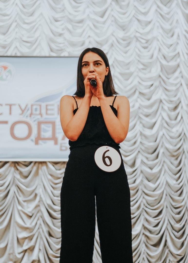 """""""Студент года 2019"""" глазами участниицы"""