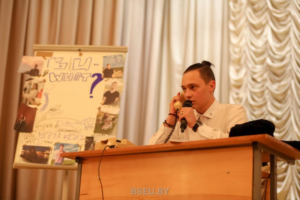 """Студент ФМк об участии в """"Виват, первокурсник"""""""