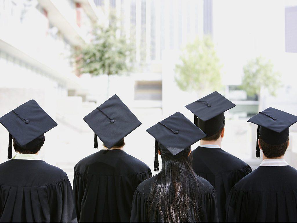 Распределение выпускников 2021