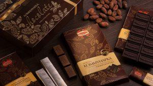 """Изучение отношения потребителей к упаковке плиточного шоколада компании """"Коммунарка"""""""