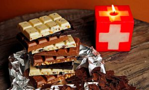 Рынок шоколада: Швейцария